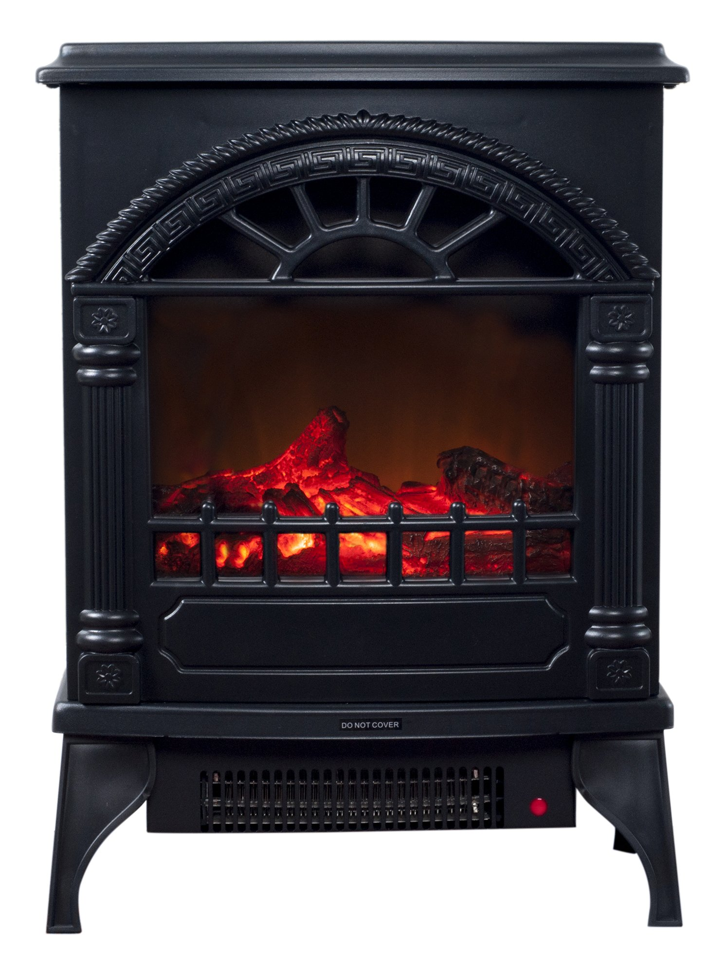 Electric Fireplace Indoor Freestanding Effect Warm Northwest