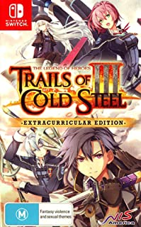The Legend of Heroes: Trails of Cold Steel III (Extracurricular Edition) - Nintendo Switch