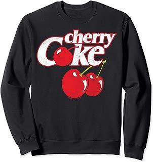 Coca-Cola Cherry Coke Logo Sweatshirt
