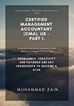 Certified Management Accountant (CMA), US - Part 1