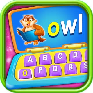 Kids Computer - Alphabet, Number, Animals Computer Learning Game