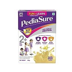 PediaSure Health and Nutrition Drink Powder for Kids Growth - 400g (Vanilla)