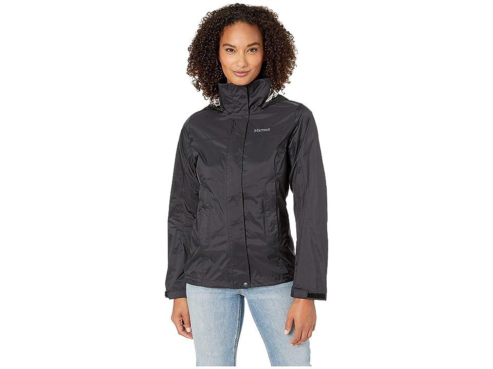 Marmot PreCip(r) Eco Jacket (Black) Women