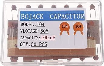 Best 0.1uf 50v capacitor Reviews
