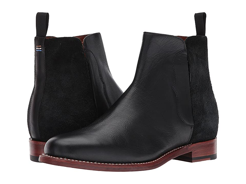 Two24 by Ariat Maxwell (Black Leather) Men