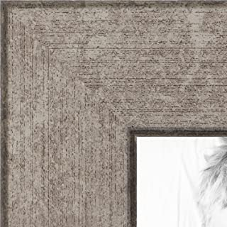 ArtToFrames 5x5 inch Silver Style Picture Frame, WOMBW26-050-5x5