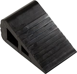 Vestil RBW-2 Industrial Rubber Wedge, 6-1/2