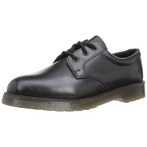 2de7a9b77a287 Mens Black Shoes Size 9: Amazon.co.uk