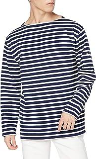 [セントジェームス] Tシャツ 2501ボーダー マリン/生成り MEN M [並行輸入品]