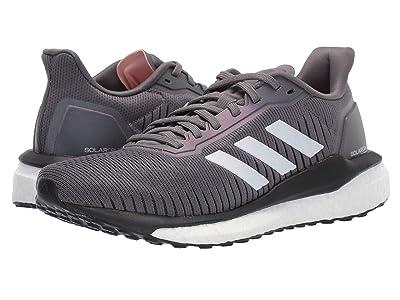 adidas Running Solar Drive 19 (Grey Four/Footwear White/Glow Pink) Women
