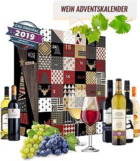 Wine Advent Calendar con 24 vinos excepcionales de todo el