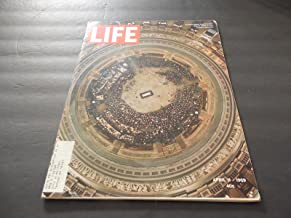 Life April 11 1969 Eisenhower Lies In State; Bill Cosby; Lee Iacocca; Communists