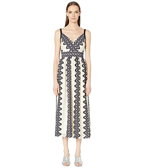 a7f09b8fc98b Kate Spade New York Sand Dune Lace Midi Dress at Luxury.Zappos.com
