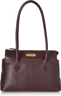 Isle Locada By Hidesign Women's Handbag (Purple) (N 1)