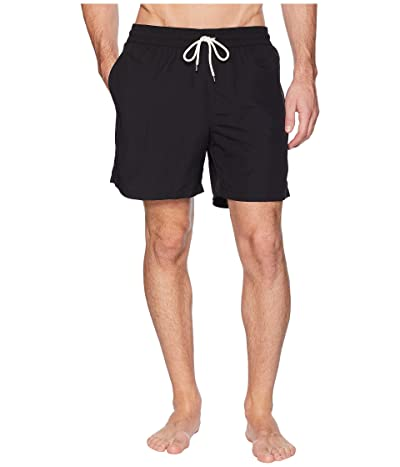 Polo Ralph Lauren Traveler Swim Shorts (Polo Black) Men