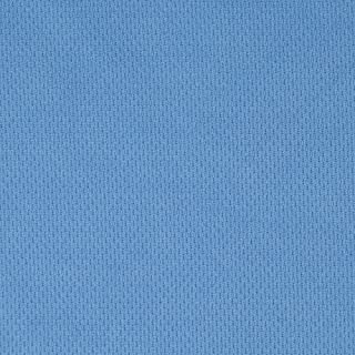 Textile Creations Athletic Mesh Knit Fabric, Light Blue, Fabric by the yard