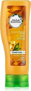 بلسم بي سترونج مقوي للشعر بخلاصة العسل من هيربل ايسنسز، بسعة 360 مل