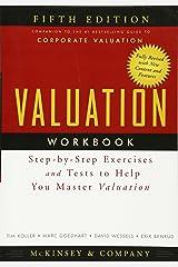 Valuation Workbook 5e Paperback