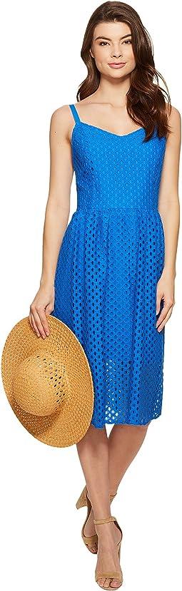 Open Mech Lace Dress KS4K7686