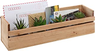 Best wall mounted wooden box Reviews