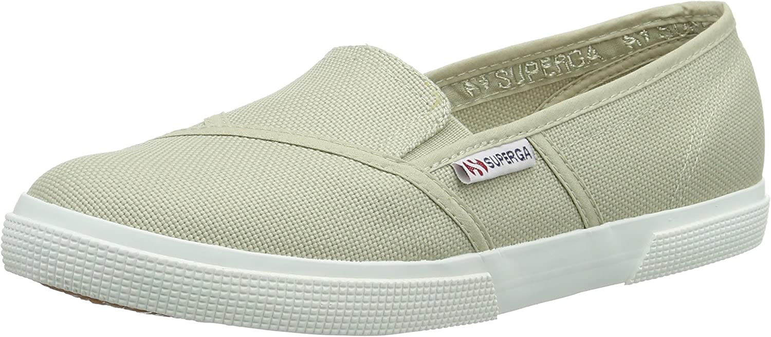 Superga Unisex Adults' 2210 COTW Loafers, Beige (949)