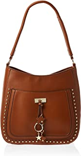 U.S. Polo Assn. Hobo for Women- Cognac