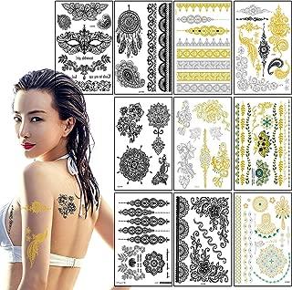 Amazon.es: tatuajes temporales adultos - Tatuajes temporales ...