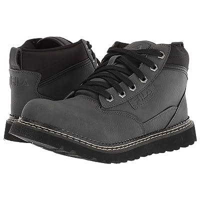 Fila Grunson Boot (Castlerock/Black/Dark Silver) Men