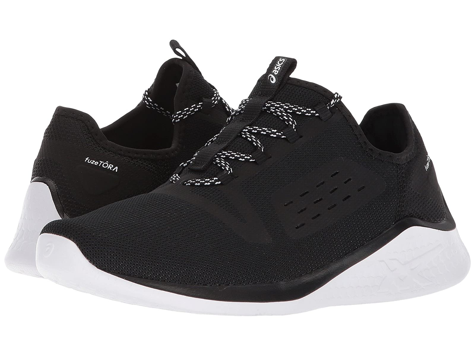 ASICS fuzeTORAAtmospheric grades have affordable shoes