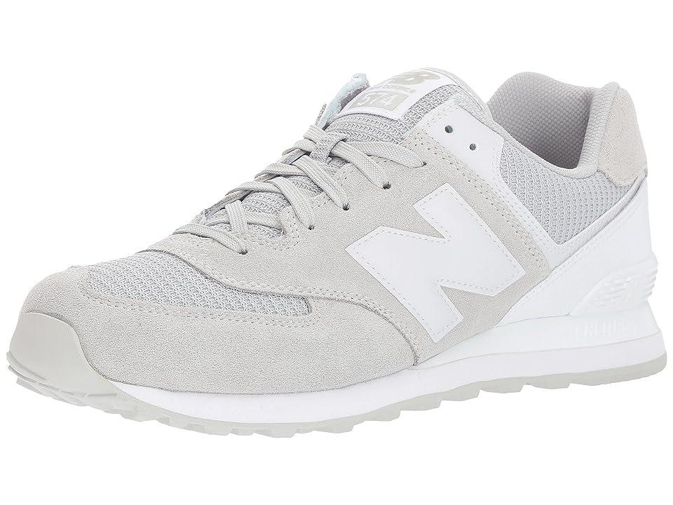 New Balance Classics ML574 (Grey/White) Men
