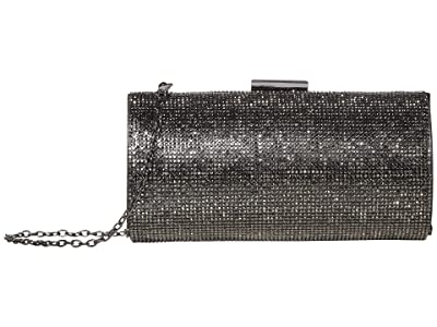 Jessica McClintock Ryan (Gunmetal) Clutch Handbags
