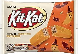 KIT KAT Halloween Orange Colored White Creme Wafer Bars (10.29 Ounce Bag, Pack of 6)
