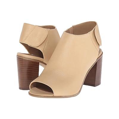 Steve Madden Nonstp Heel (Natural Leather) Women