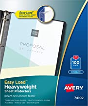 Best write on sheet protectors Reviews