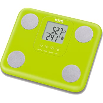 Tanita BC730G InnerScan Body Composition Monitor Green