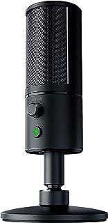 Razer RZ19-02290100-R3U1 Seiren X - Professional-Grade High-Definition Studio Sound USB Digital Condenser Microphone - Opt...