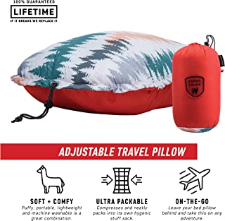 featured product Grand Trunk Adjustable Travel Pillow Slate: Lightweight,  Comfortable,  Adjustable and Packable for Outdoor Adventures