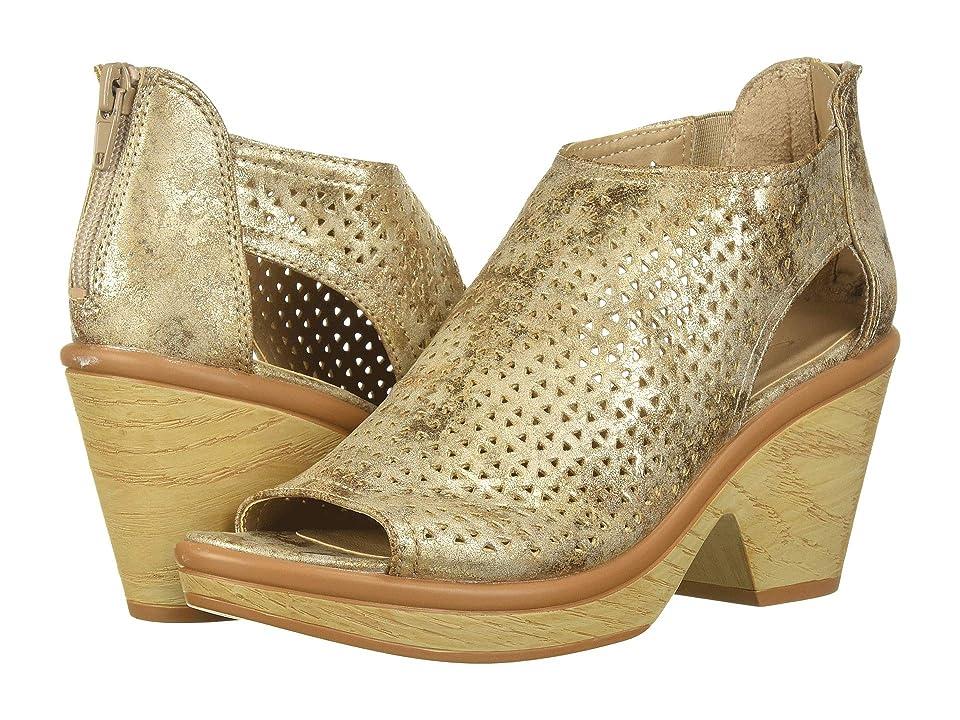 SOUL Naturalizer Fayth (Light Gold Smooth/Metallic) High Heels