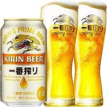 【Amazon.co.jp限定】新・キリン一番搾り生ビール【特製グラス2個付き】 [ 350ml×24本 ]