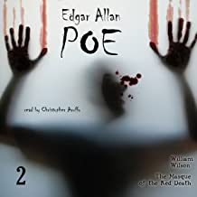 Edgar Allan Poe Audiobook Collection 2: William Wilson / The Masque of the Red Death