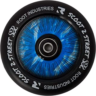 Root Industries Air 120mm Stunt Scooter Rolle Shaun Williams Zoom Lens Fantic26 Sticker