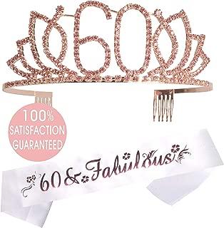 fabulous 60th birthday party ideas