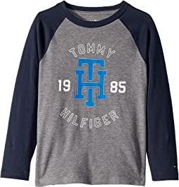 Julius Long Sleeve Crew Neck Shirt (Toddler/Little Kids)