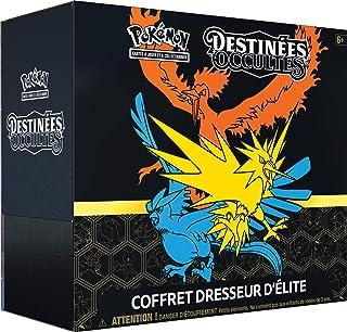 Pokemon - Coffret Dresseur d'Elite - Soleil et Lune - Destinées Occultes (SL11.5) - Jeu de Cartes à Collectionner (Version...