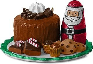 Hallmark Keepsake Christmas Ornament 2018 Year Dated, Season's Treatings Chocolate Delight