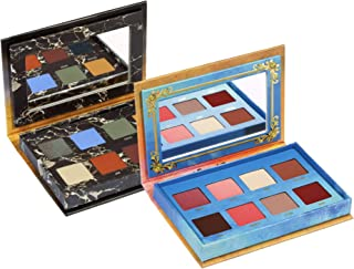 Lime Crime Venus Eyeshadow Palette, Venus Bundle - 16 Color Matte, Pearl and Sparkle Eyeshadows - Original Venus Palette & Venus II Palette - Mirrored Box - Vegan