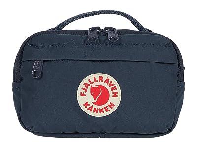 Fjallraven Kanken Hip Pack (Navy) Bags