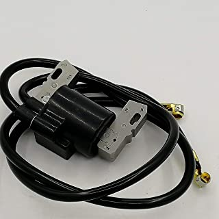 Replacement Ignition Coil Module Spark Plug for Briggs & And Stratton Armature Magneto Horizontal Vertical Twin L-Head Cylinder Engine MTD Riding Mower 392329 590781 42A707 42A777 422707 394891 394895