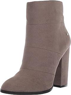 Callisto Women's Academy Fashion Boot, grey suede, 7.5 M US