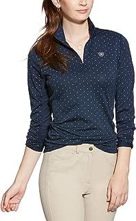 Women's Sunstopper 1/4 Zipshirt